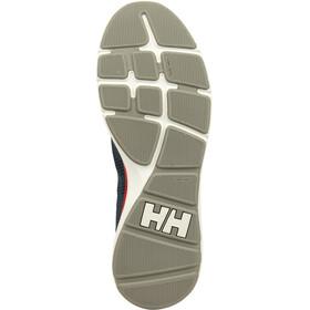Helly Hansen Ahiga V4 Hydropower Shoes Men, blauw/rood